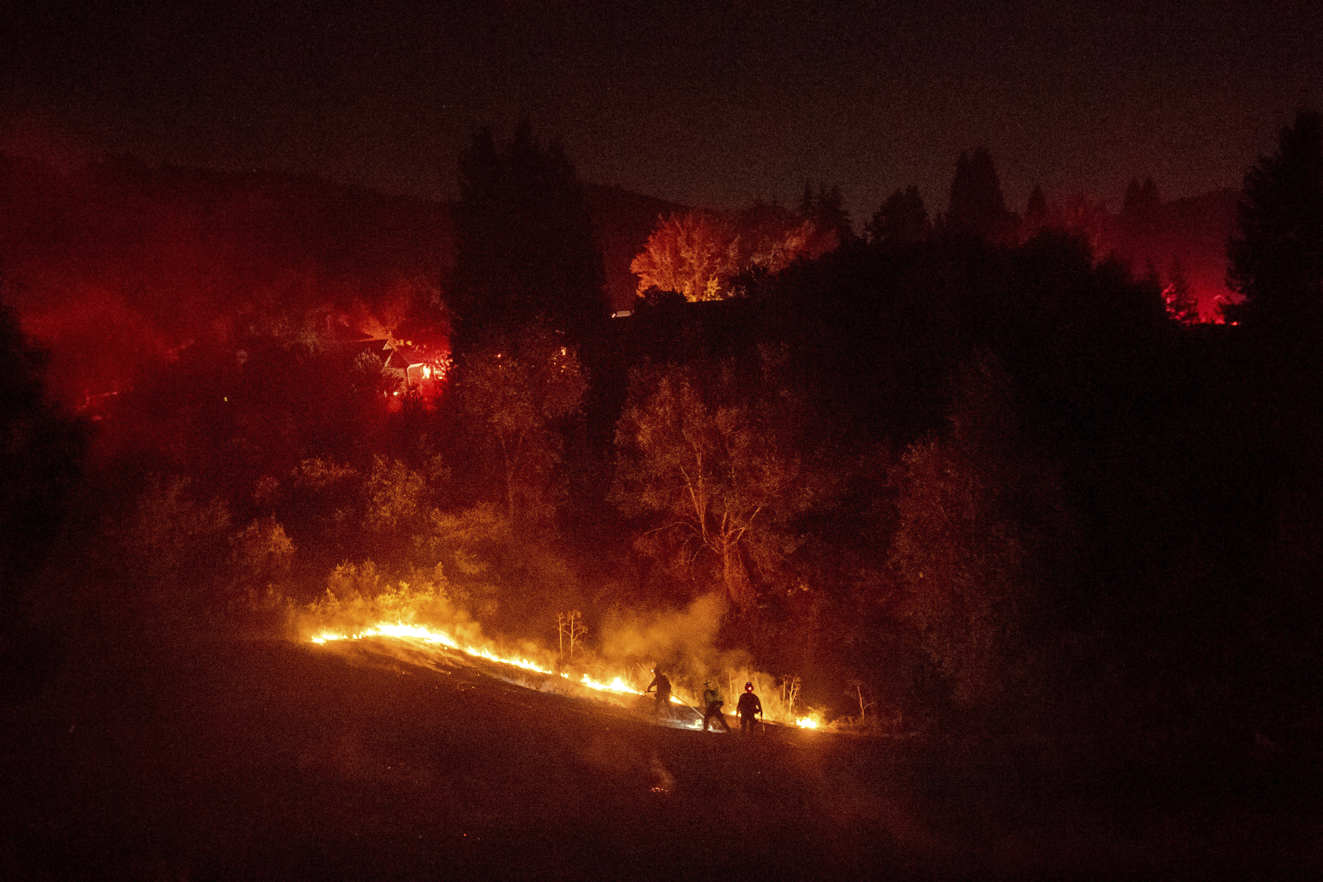 CA wildfires force 4 Kaiser Permanente hospitals to operate on generators: CEO