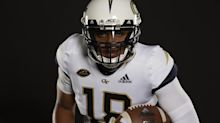 "Georgia Tech unveils 'Whiteout"" jersey as part of new Adidas partnership"