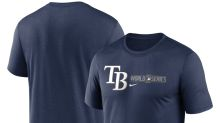 Where to buy Tampa Bay Rays ALCS Champions gear