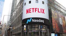 Netflix stock stumbles