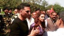 Watch Akshay Kumar Being His 'Khiladi' Self With BSF Jawans