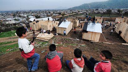 La pobreza extrema aumenta en América Latina