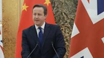 Cameron calls for EU-China trade deal