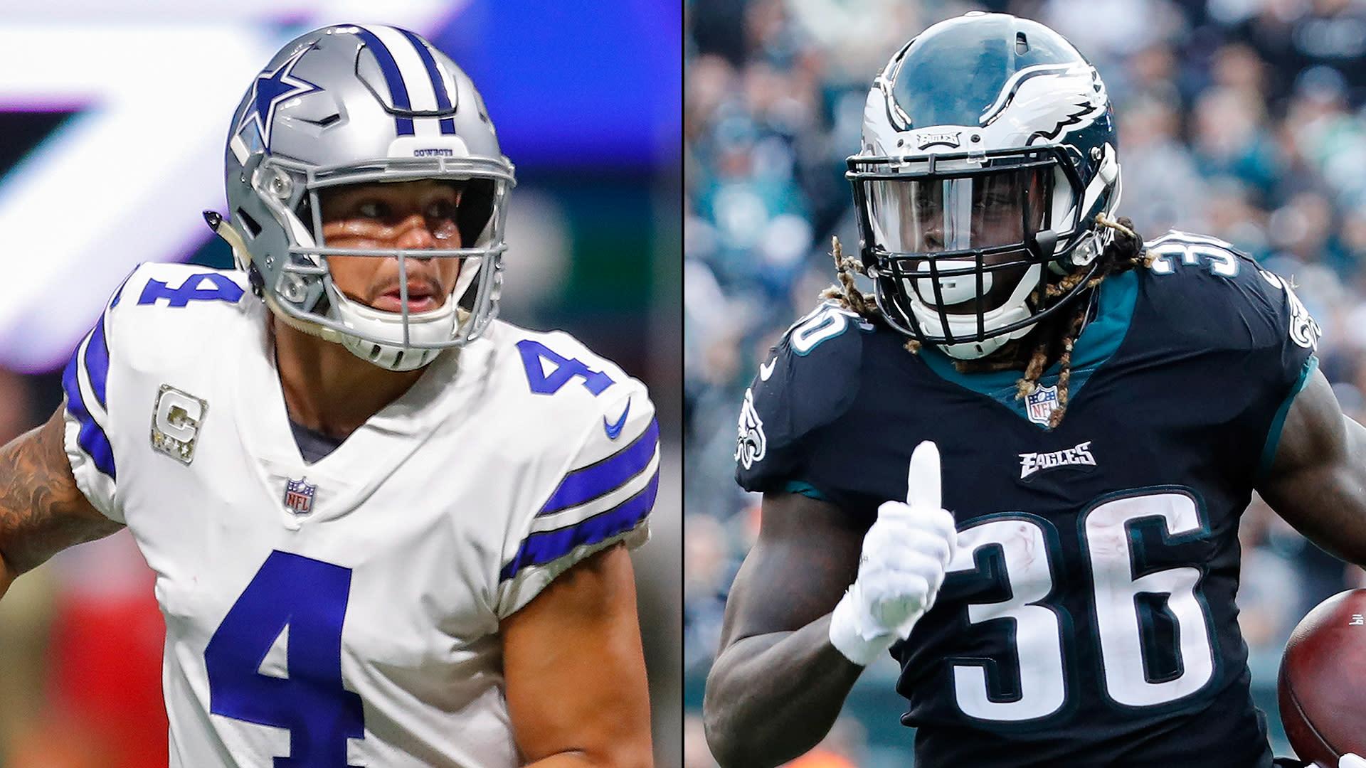 cowboys vs eagles