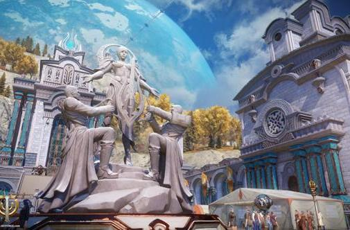 Skyforge's adepts do your dirty work, bear gifts