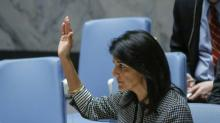 US tells UN to put 'all pressure' on Russia over Syria