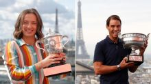 Tennis Rankings: Iga Swiatek Moves Up 37 Places after French Open Win, Rafael Nadal Remains World No.2