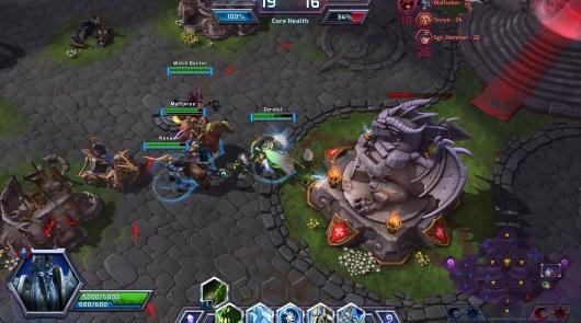 Heroes of the Storm bringing in non-US players in next alpha