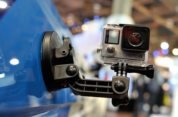 Apple granted patent for GoPro style wearable camera