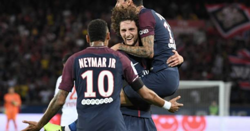 Foot - L1 - Le PSG et Neymar font le spectacle contre Toulouse (6-2)