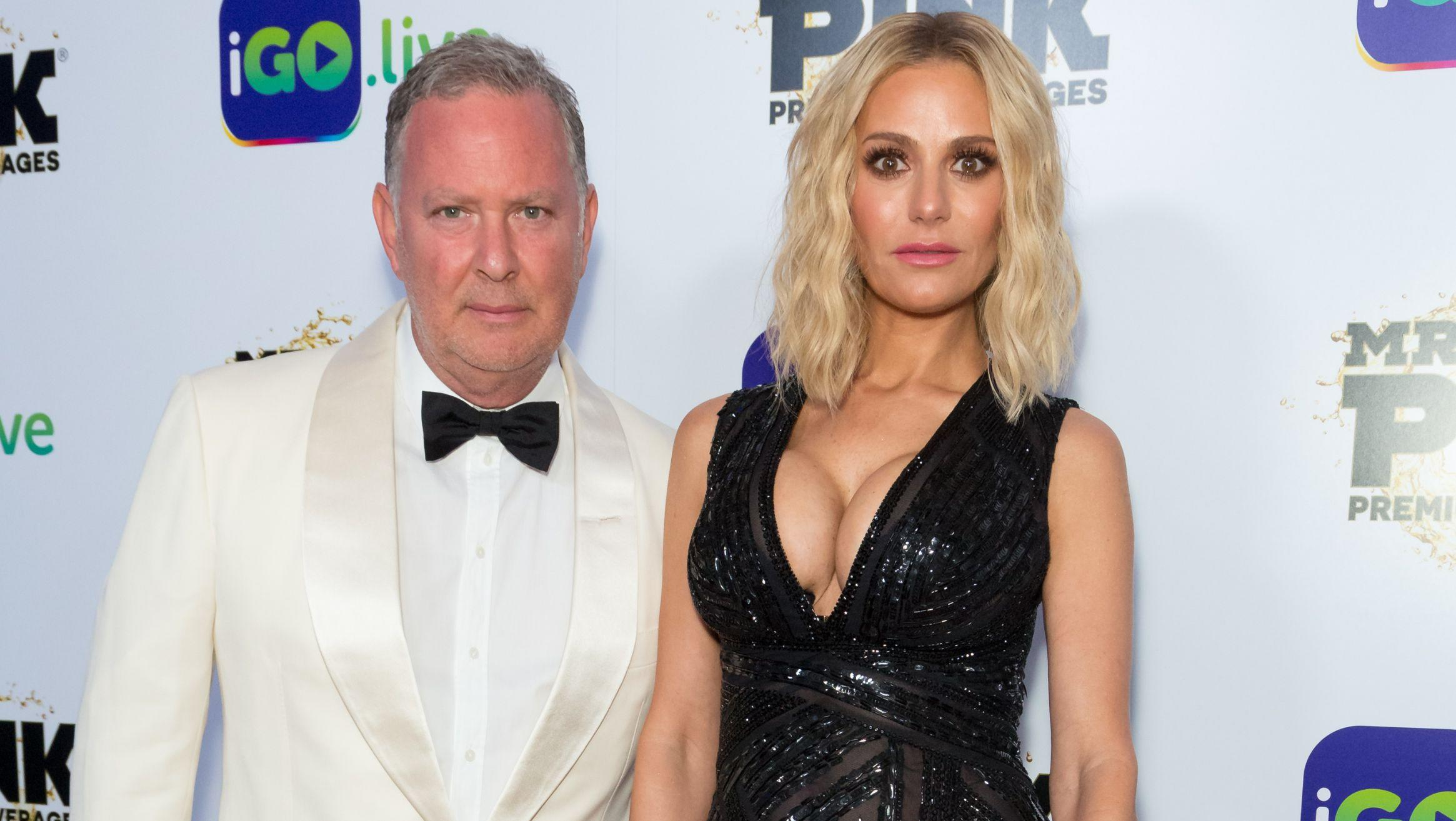 RHOBH' Star Dorit Kemsley's Husband Tries To Block Her From