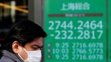 From black swan to bubble: investors weigh coronavirus risks
