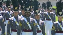 Record number of black female West Point graduates