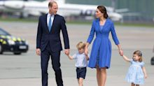 Why Prince George and Princess Charlotte can't sit with their parents on royal visits