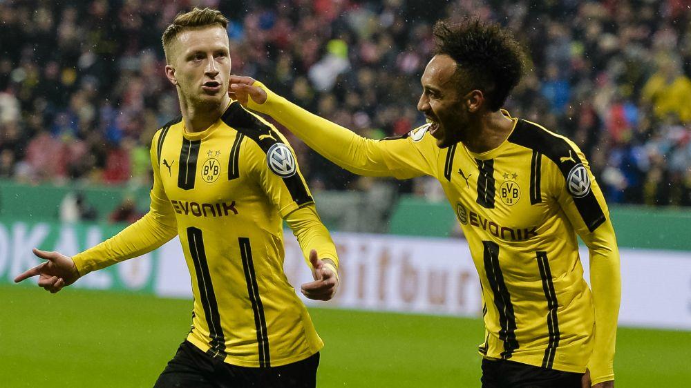 El Dortmund golpeó a Bayern Münich y avanzó a la final