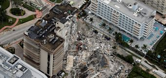 Survivors of the Surfside disaster face a new challenge
