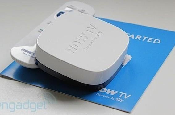 Sky's Now TV box isn't a Roku replacement, but it's still a great deal