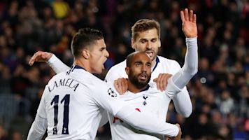 Tottenham, Liverpool advance in CL