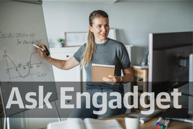 Ask Engadget online learning