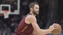 Kevin Love on high school players having a head start in the NBA