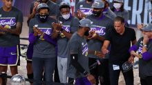 Rob Pelinka's ego not getting in the way of LeBron's team-building clout