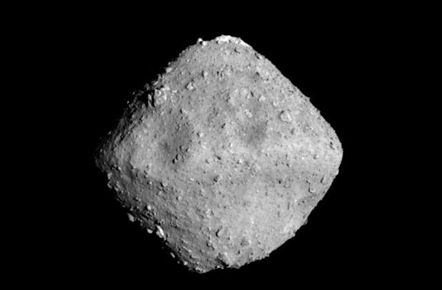 Japanese spacecraft Hayabusa 2 has reached its asteroid target