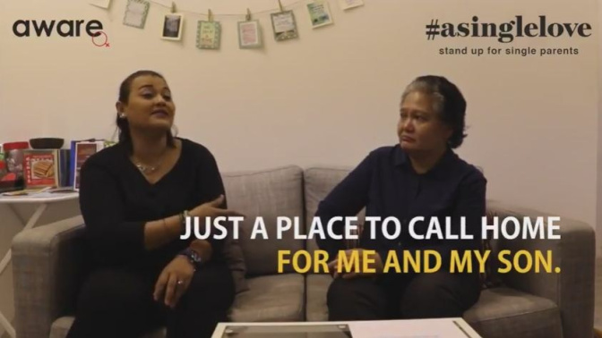 AWARE Steps In: Why Are Single Mothers In Singapore Still Struggling To Own Homes?
