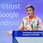 EU opens antitrust probe into Google's advertising tech