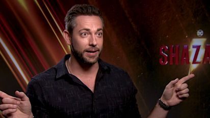 'Shazam!' interview: Zachary Levi on what fans can expect from Black Adam
