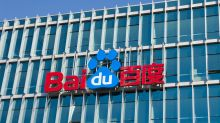 Baidu reports earnings after the bell today
