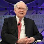 Warren Buffett Just Can't Seem To Get Enough Of This Stock Lately