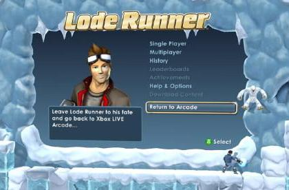CES 2008: Lode Runner coming to XBLA
