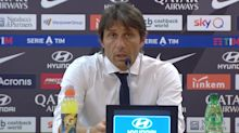 "Conte: ""Calendario sfavorevole. Ma all'Inter non interessa"""
