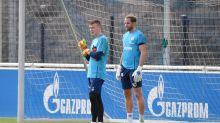 Schalke setzt vorerst auf Fährmann und Schubert