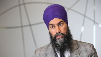 Singh suggests CBC's 'troubling' question is racist