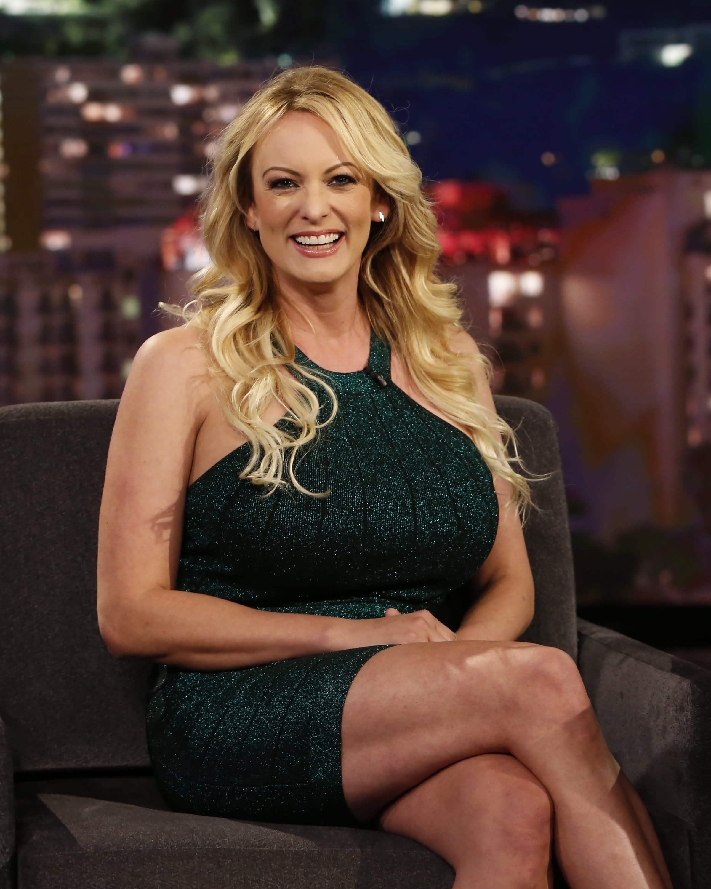 Stormy Daniels Announces Playboy Shoot