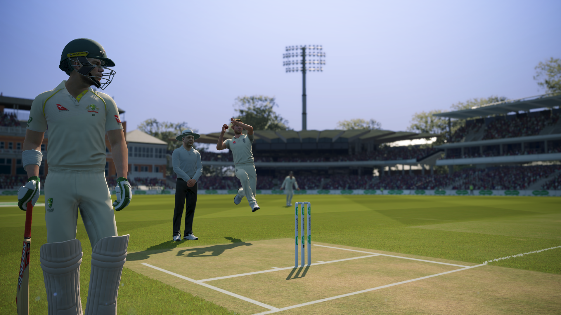 Cricket 19 Ashes Cricket Game Gets A Revamp