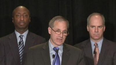 Louis Freeh Makes Statement About Penn State Investigation