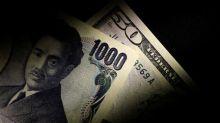 Dollar hit as U.S. yields fall; risk aversion boosts yen, Swiss franc