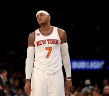 NBA Rumors: LeBron James Bringing Carmelo Anthony, Paul George to Cleveland Cavaliers for Next Superteam?