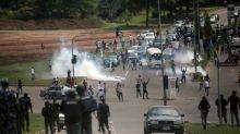 Curfew declared in Nigeria's Lagos over 'monster' protests