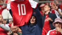 Eriksen, da Ronaldo a Totti: i messaggi dopo il malore