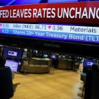 Banks stifle Wall Street rally following dovish Fed statement