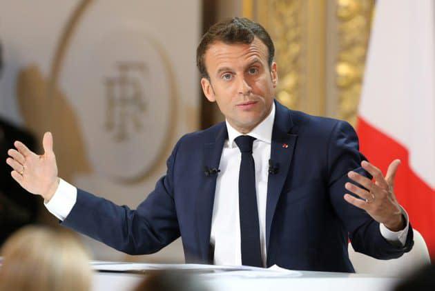Insécurité: Macron promet de tenir son objectif de 10.000 policiers supplémentaires d'ici 2022
