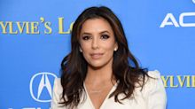 Eva Longoria takes a trip down memory lane by sharing her favourite Golden Globes fashion moments
