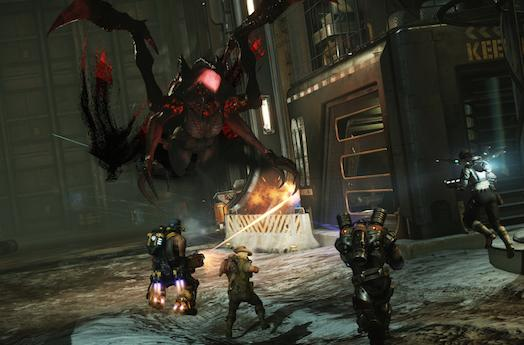 Joystiq Streams: Evolve rematch pits Joystiq against Team Eggs