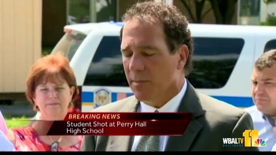 Kevin Kamenetz on Perry Hall High School shooting
