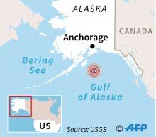 8.2 magnitude quake hits off Alaska: USGS