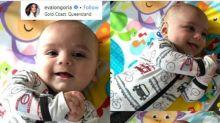 Eva Longoria celebra los primeros cuatro meses de vida de su pequeño milagro