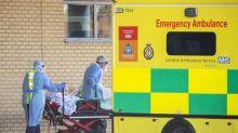 UK coronavirus death toll rises by 20